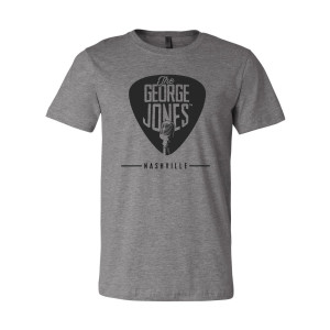 George Jones Nashville Pick T-Shirt
