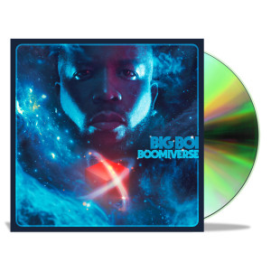 Big Boi BOOMIVERSE CD