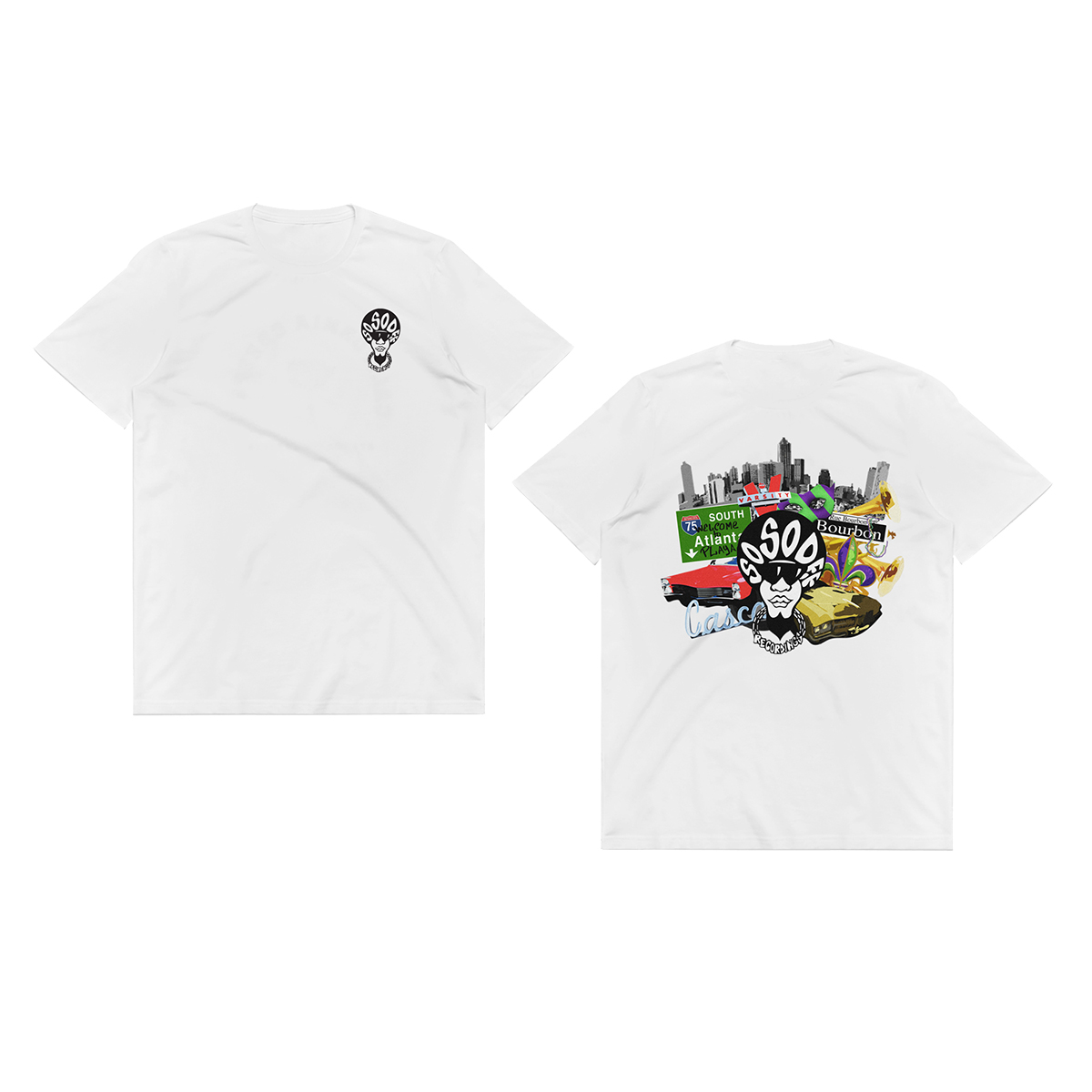 So So Def Essence Fest T-Shirt Large