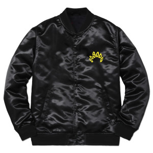 So So Def Tour Satin Jacket