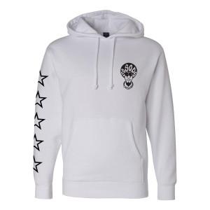 So So Def Logo White Hoodie