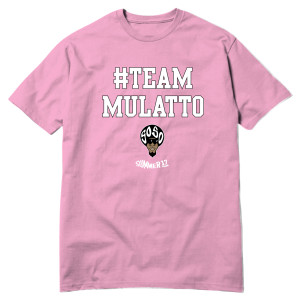 Team Mulatto T-shirt