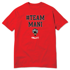 Team Mani T-shirt