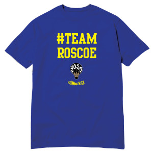 Team Roscoe T-shirt