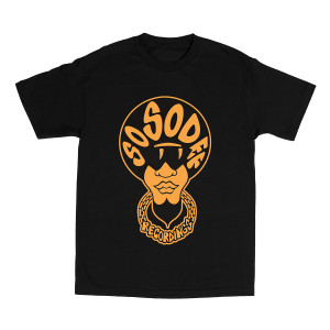 So So Def -  Black Tour Date T-shirt
