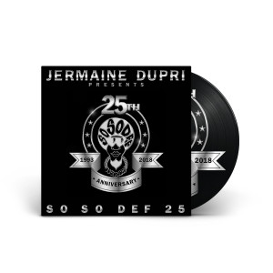 Jermaine Dupri Presents... So So Def 25 Vinyl Compilation
