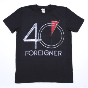 40 Logo 2016 Tour T-Shirt