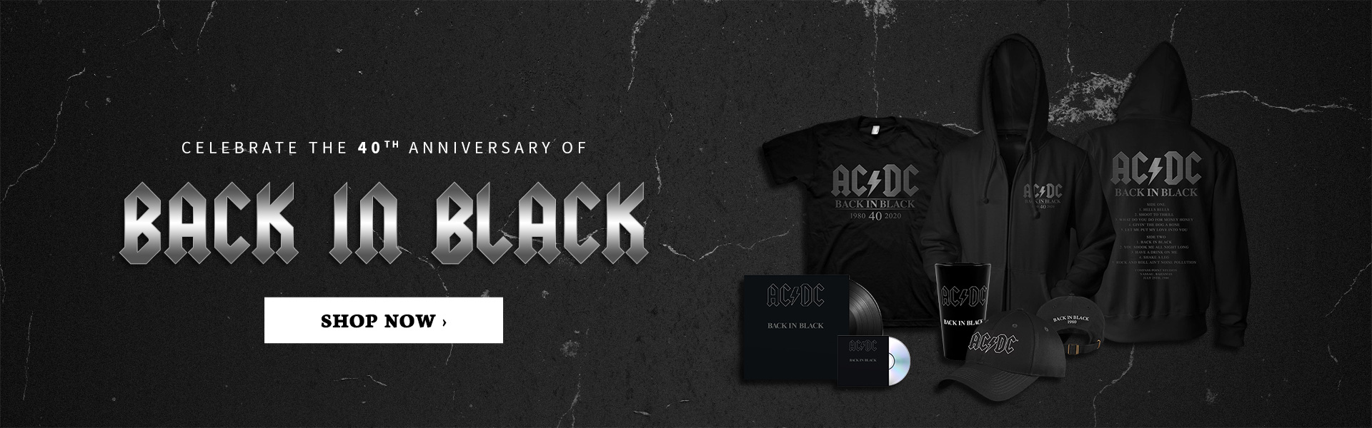 Back in Black 40th Anniversary