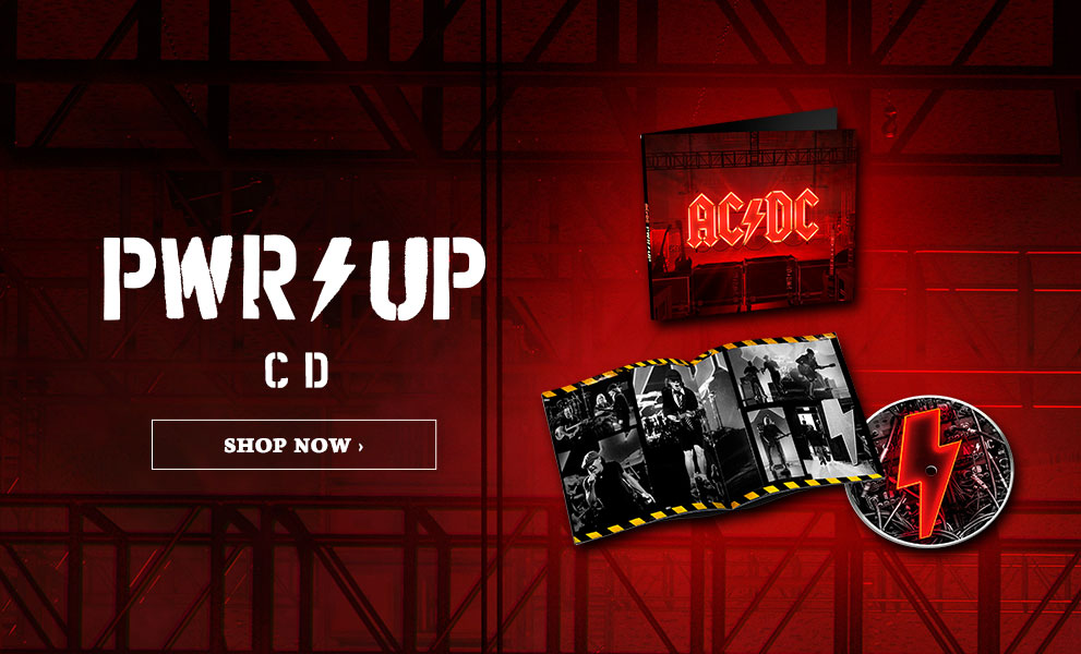 AC/DC | Power Up CD. | Order Now