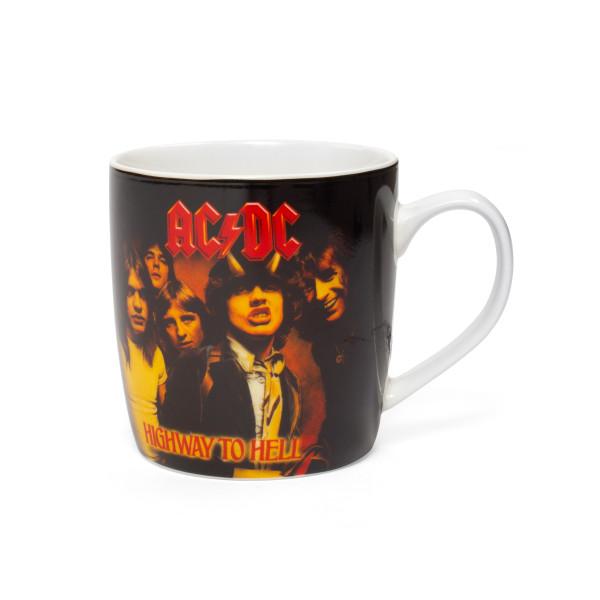 Ac Dc Highway To Hell Coffee Mug