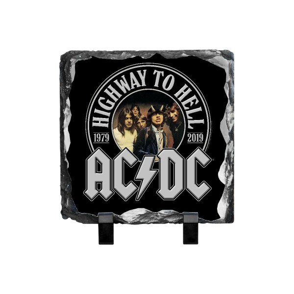 Highway To Hell 40th Anniversary Photo Slate | Shop the AC