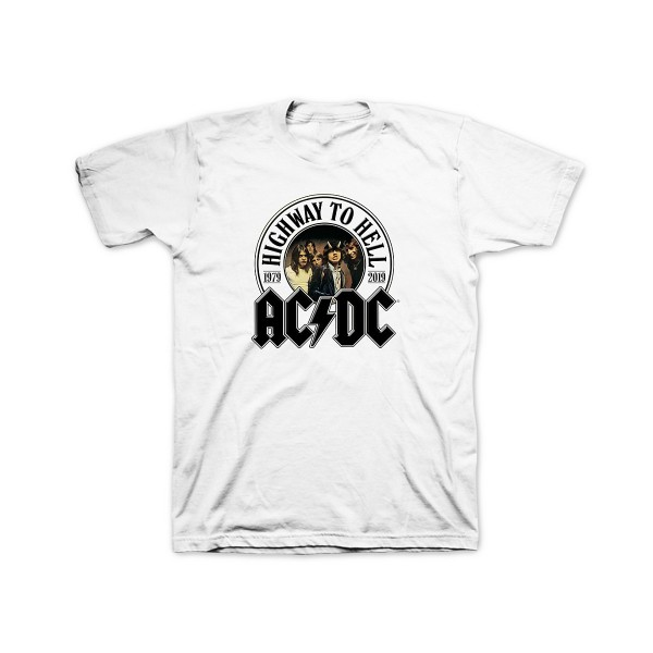 AC/DC Highway to Hell 40th Anniversary T-shirt | Shop the AC