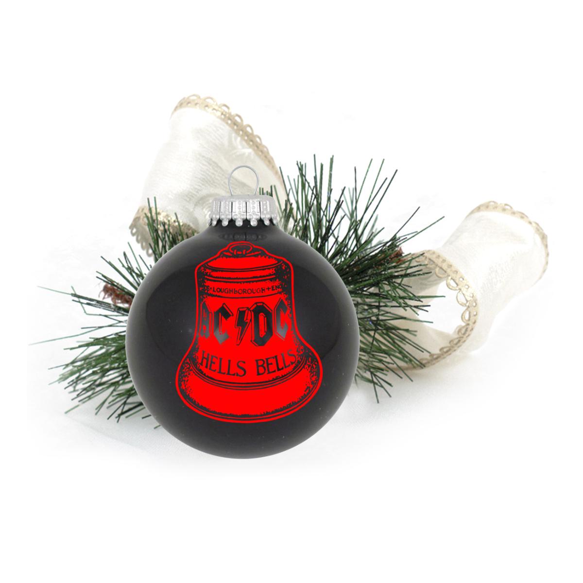 Hells Bells Ornament