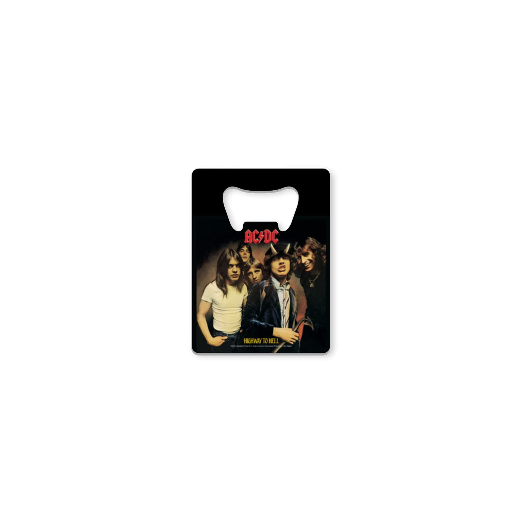 AC/DC Highway To Hell Bottle Opener