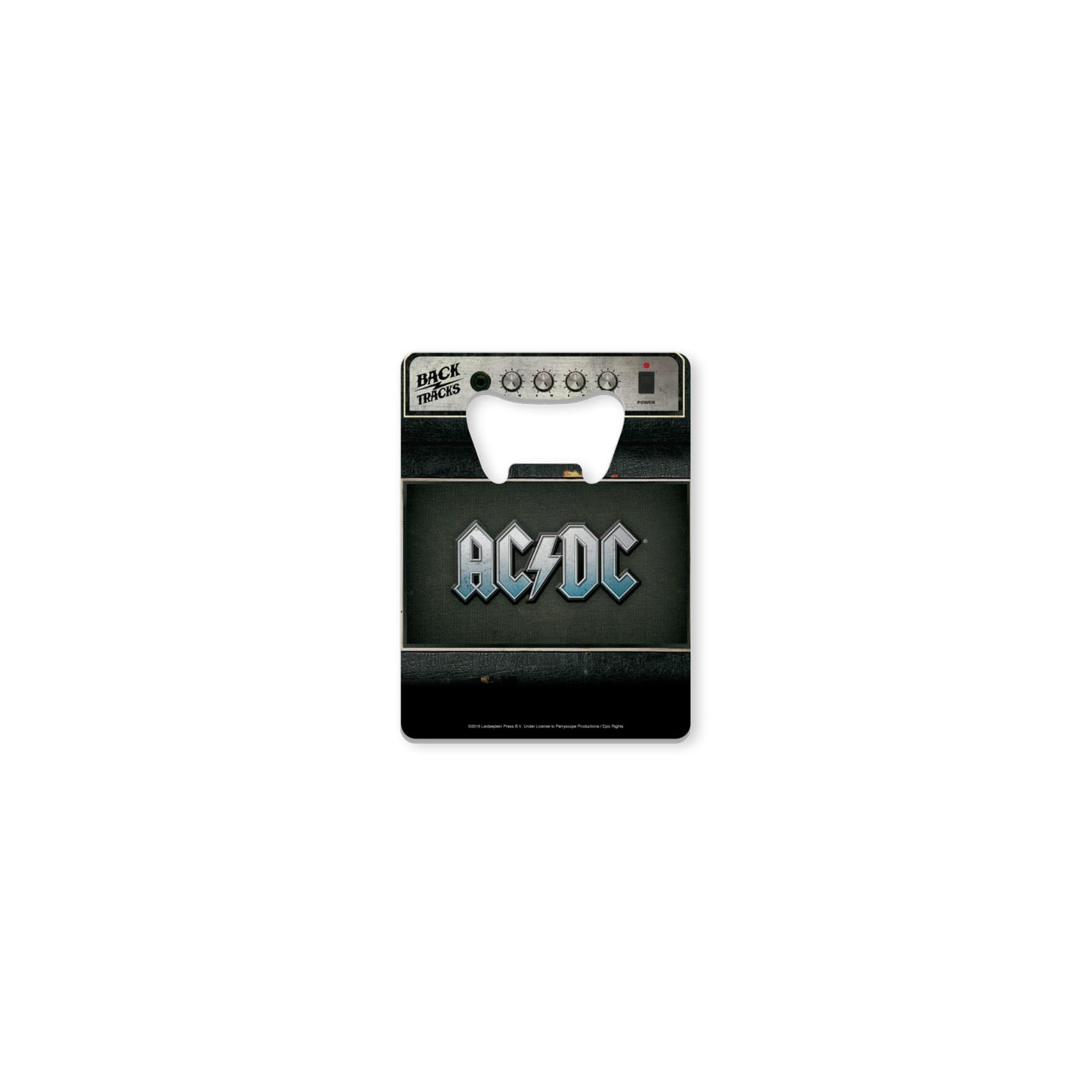 AC/DC Backtracks Bottle Opener