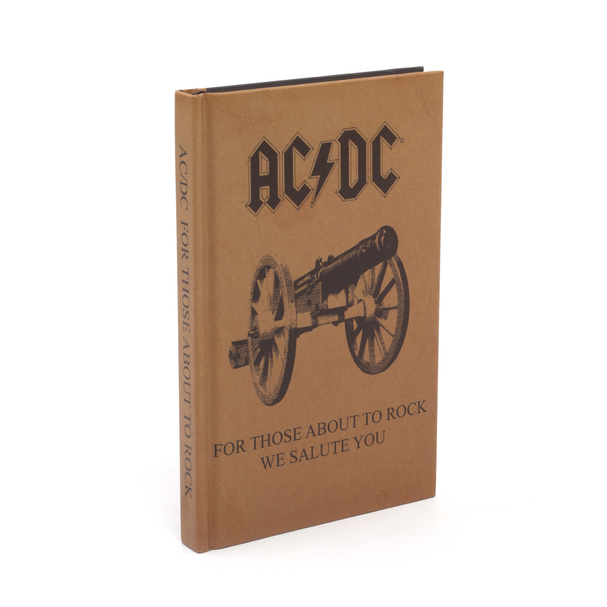 AC/DC For Those About To Rock Cassette Journal