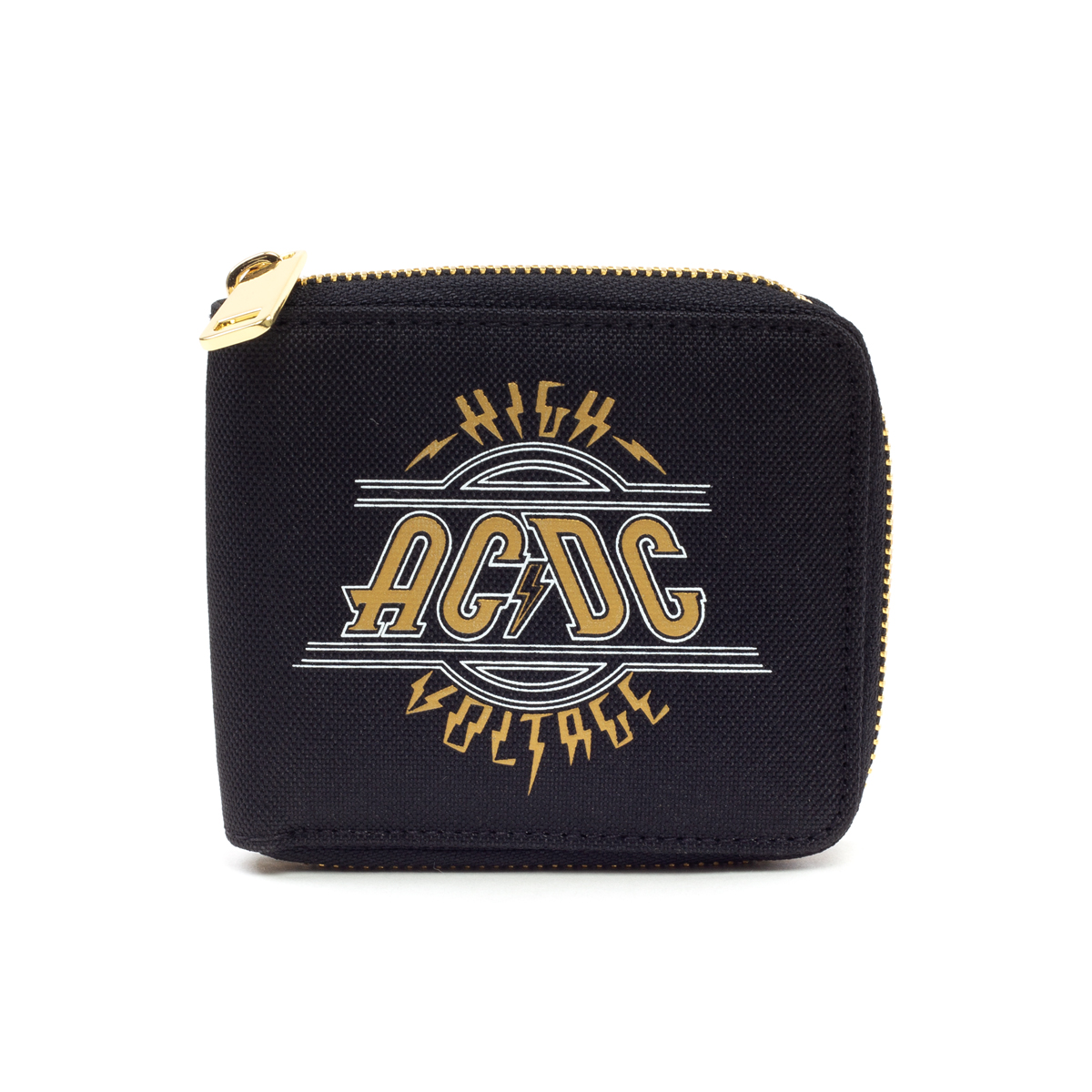 AC/DC High Voltage Zip Wallet