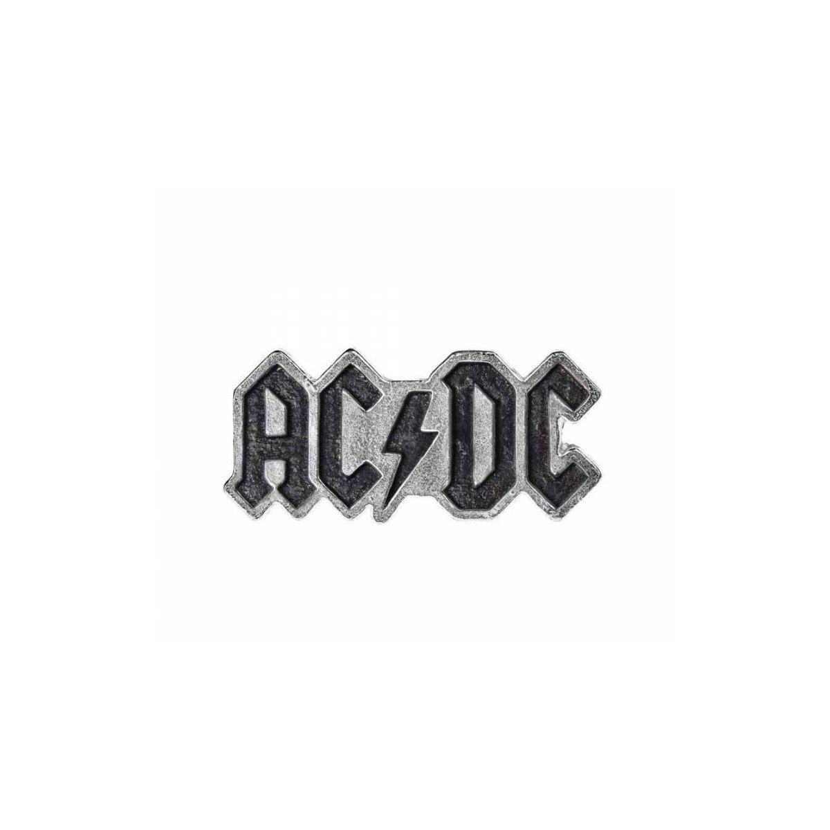 AC/DC Logo Pin Badge
