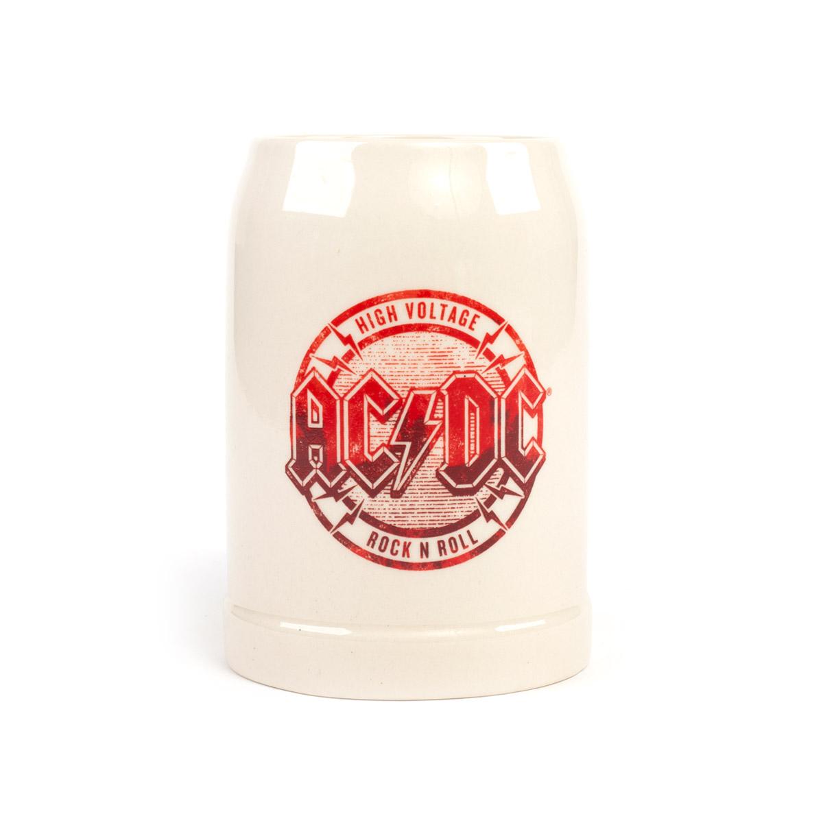 AC/DC High Voltage Ceramic Stein