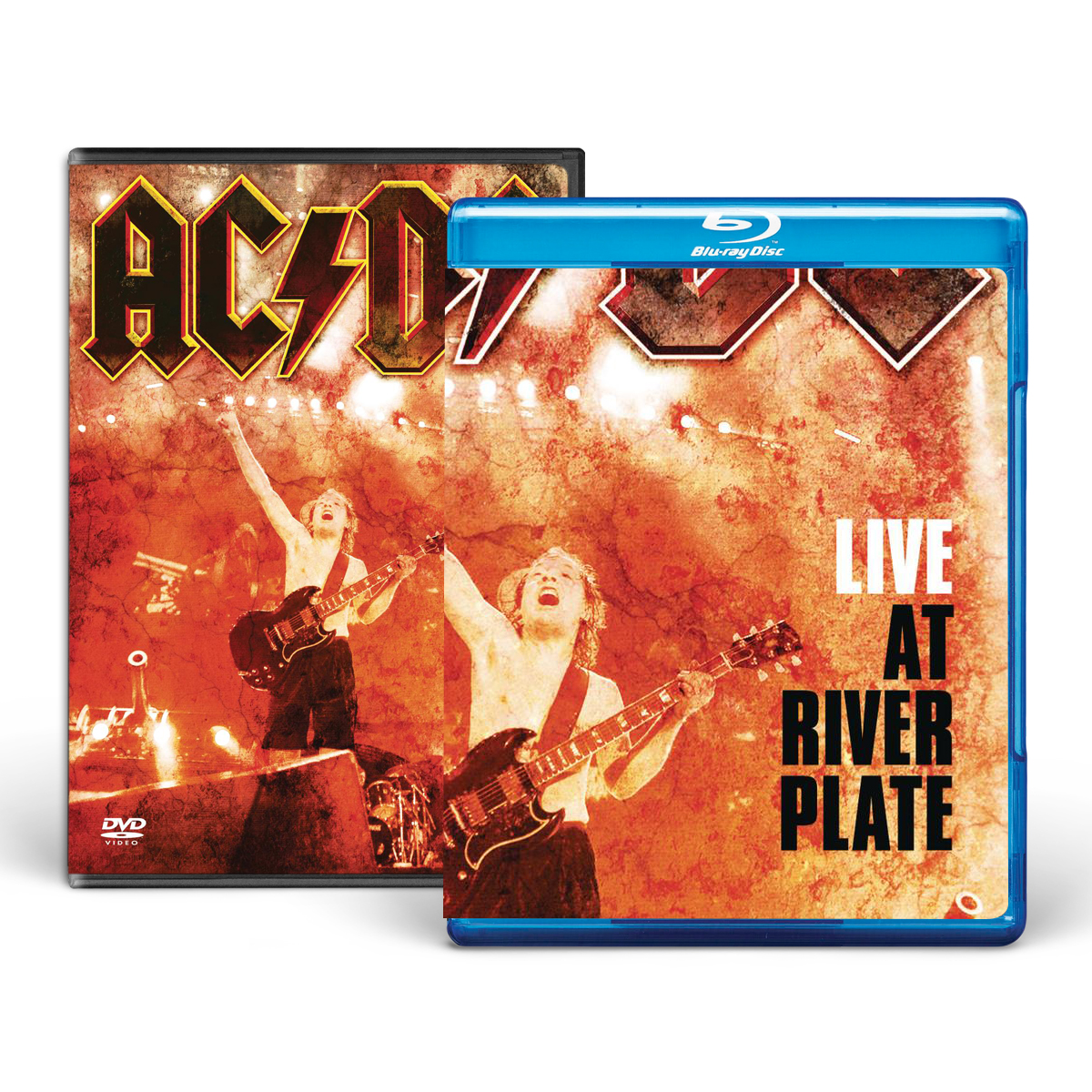 AC/DC Live At River Plate DVD