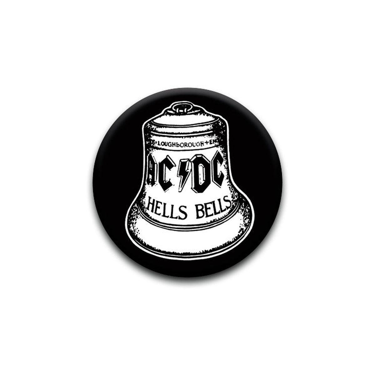AC/DC Hells Bells BW Pin
