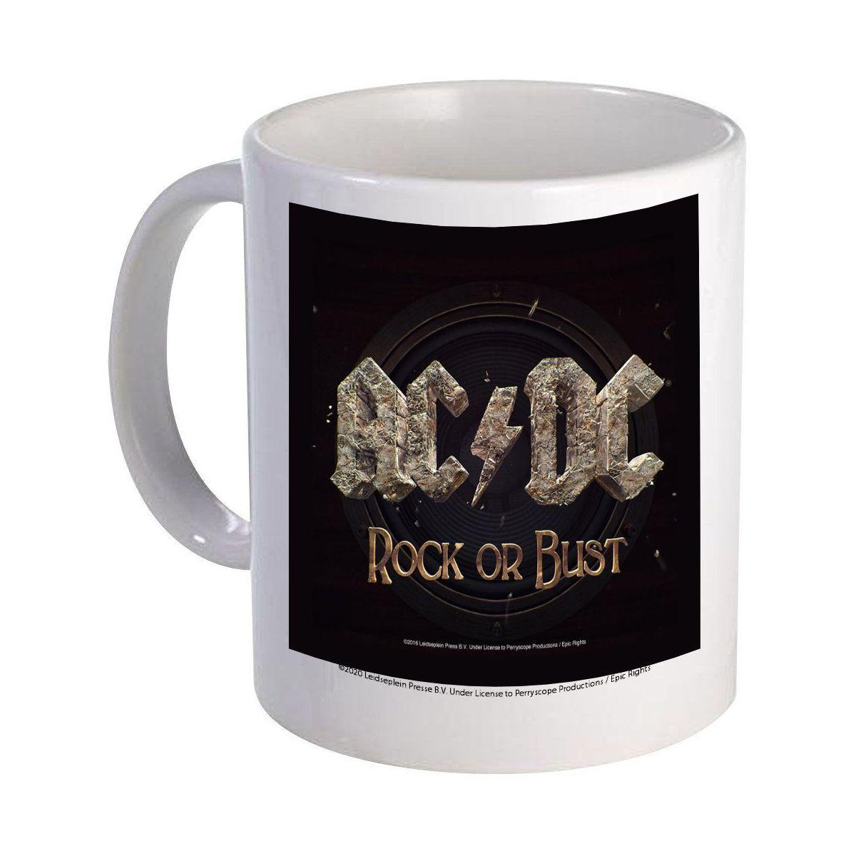 Rock Or Bust Mug