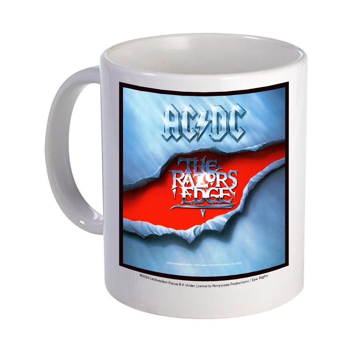 Razor's Edge Mug