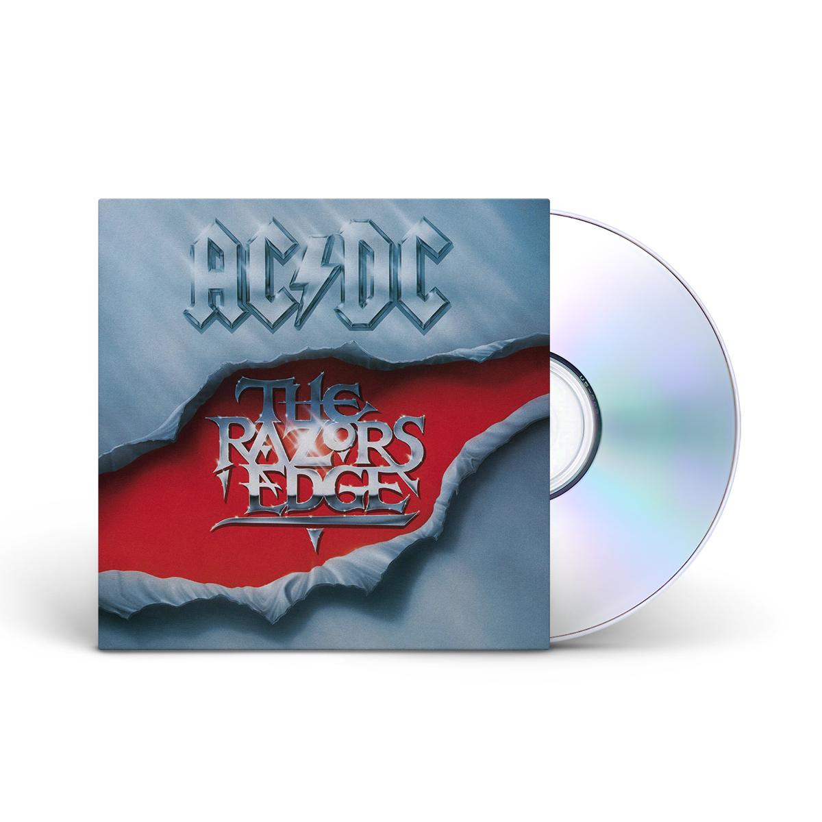 AC/DC Razor's Edge CD