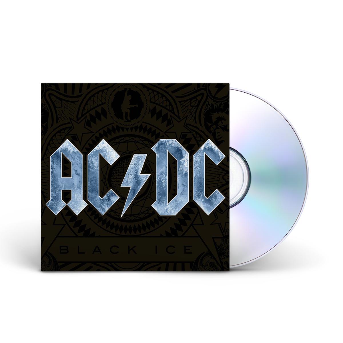 AC/DC Black Ice CD