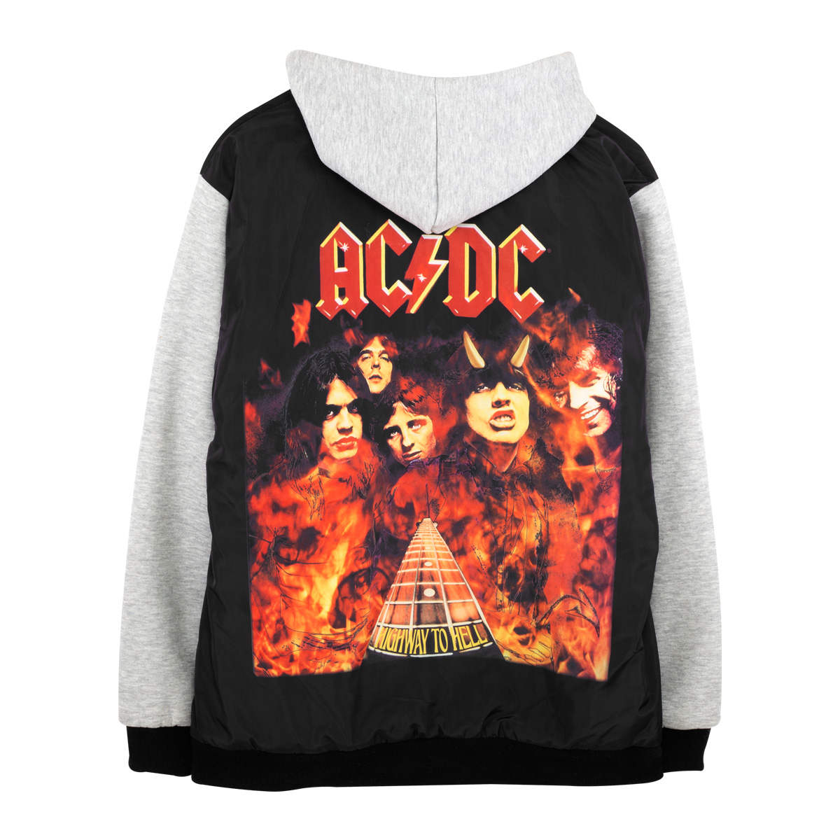 AC/DC Highway to Hell Bomber Jacket