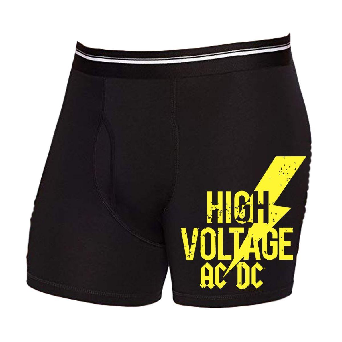 AC/DC Voltage Boxer Briefs