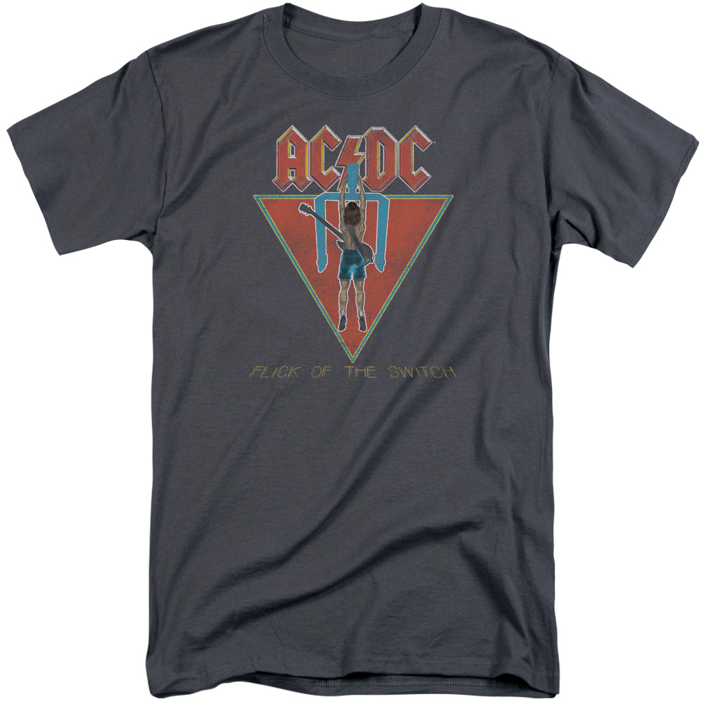 AC/DC - Flick Of The Switch Logo