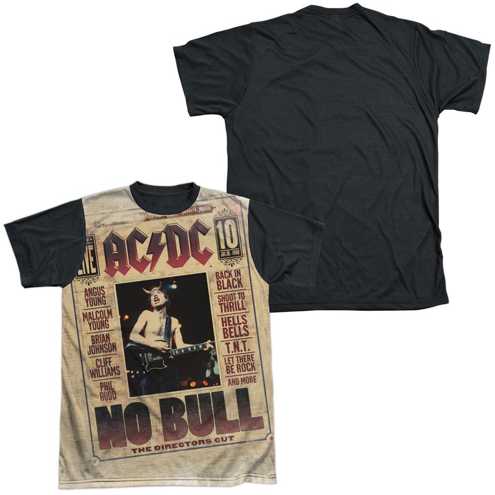 AC/DC No Bull Logo