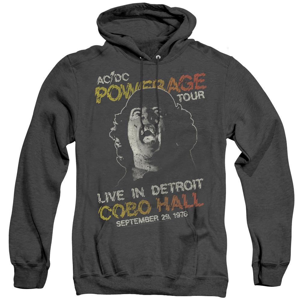 Powerage Tour Logo