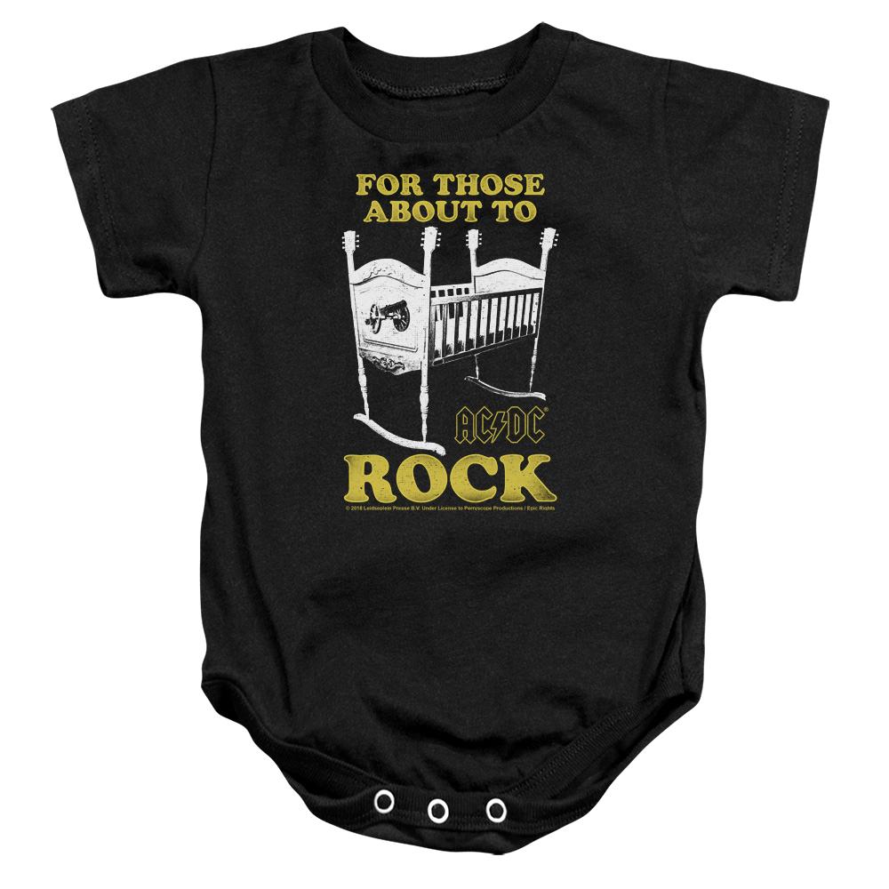 Cradle Rock Infant Snapsuit