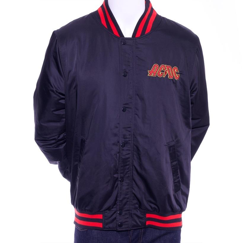 AC/DC High Voltage Bomber Jacket