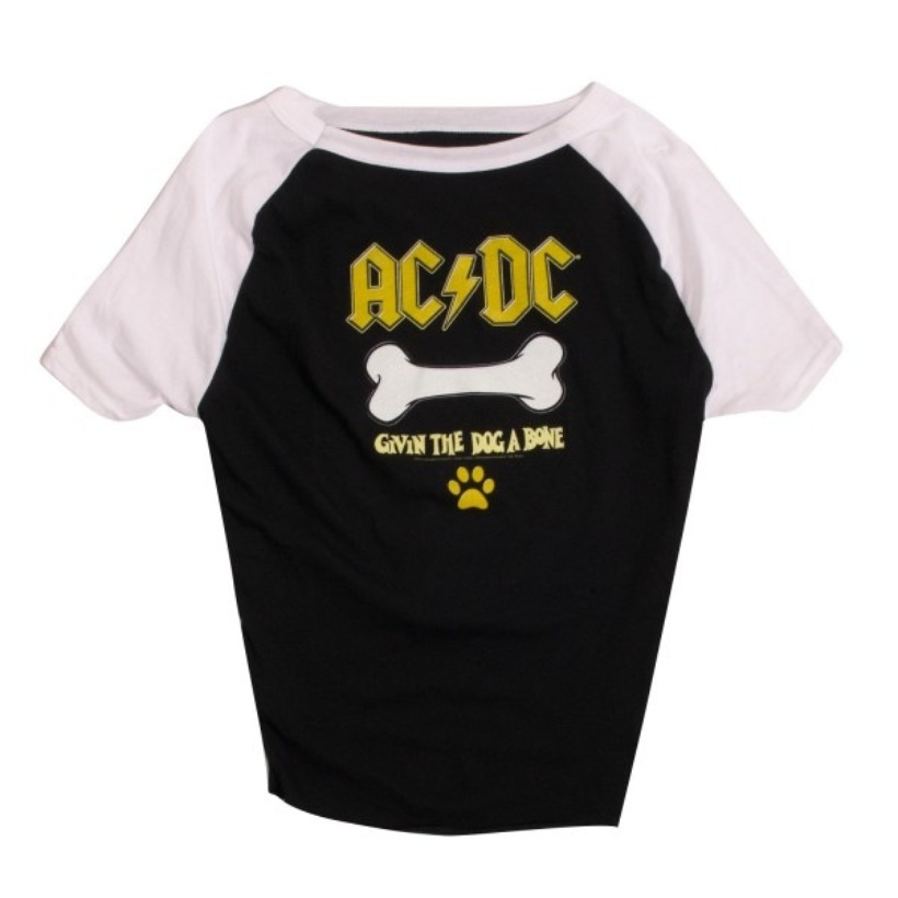 AC/DC Give The Dog A Bone K9 Raglan