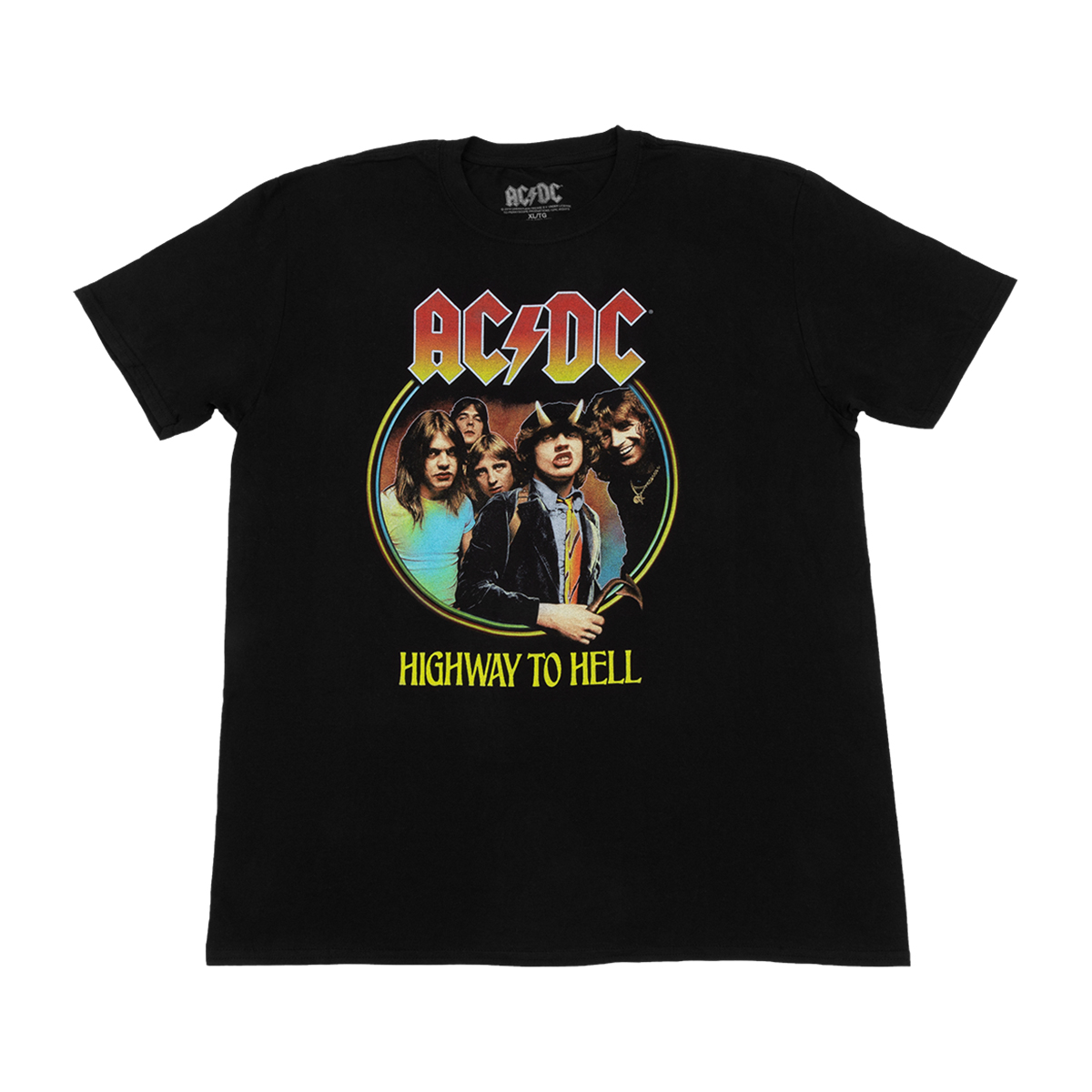 AC/DC Highway to Hell Classic T-shirt