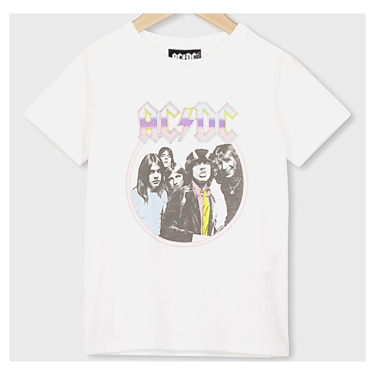 AC/DC Highway to Hell Girls Tee