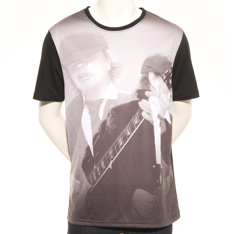 Double Angus Photo T-Shirt