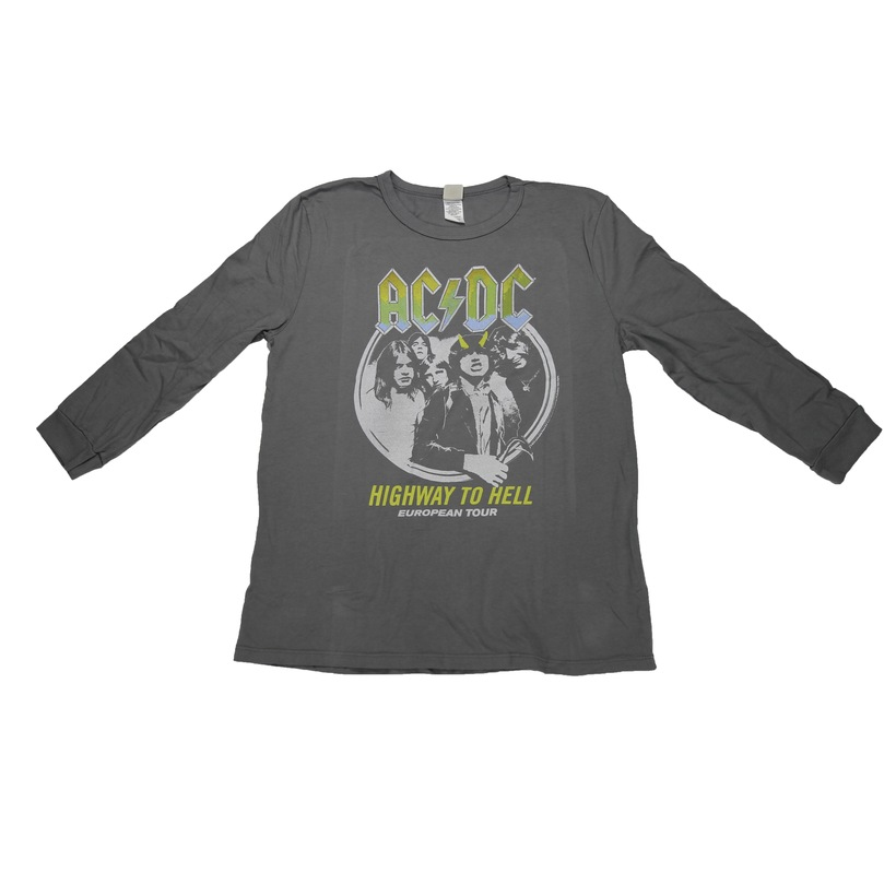 AC/DC Kids Highway To Hell Raglan