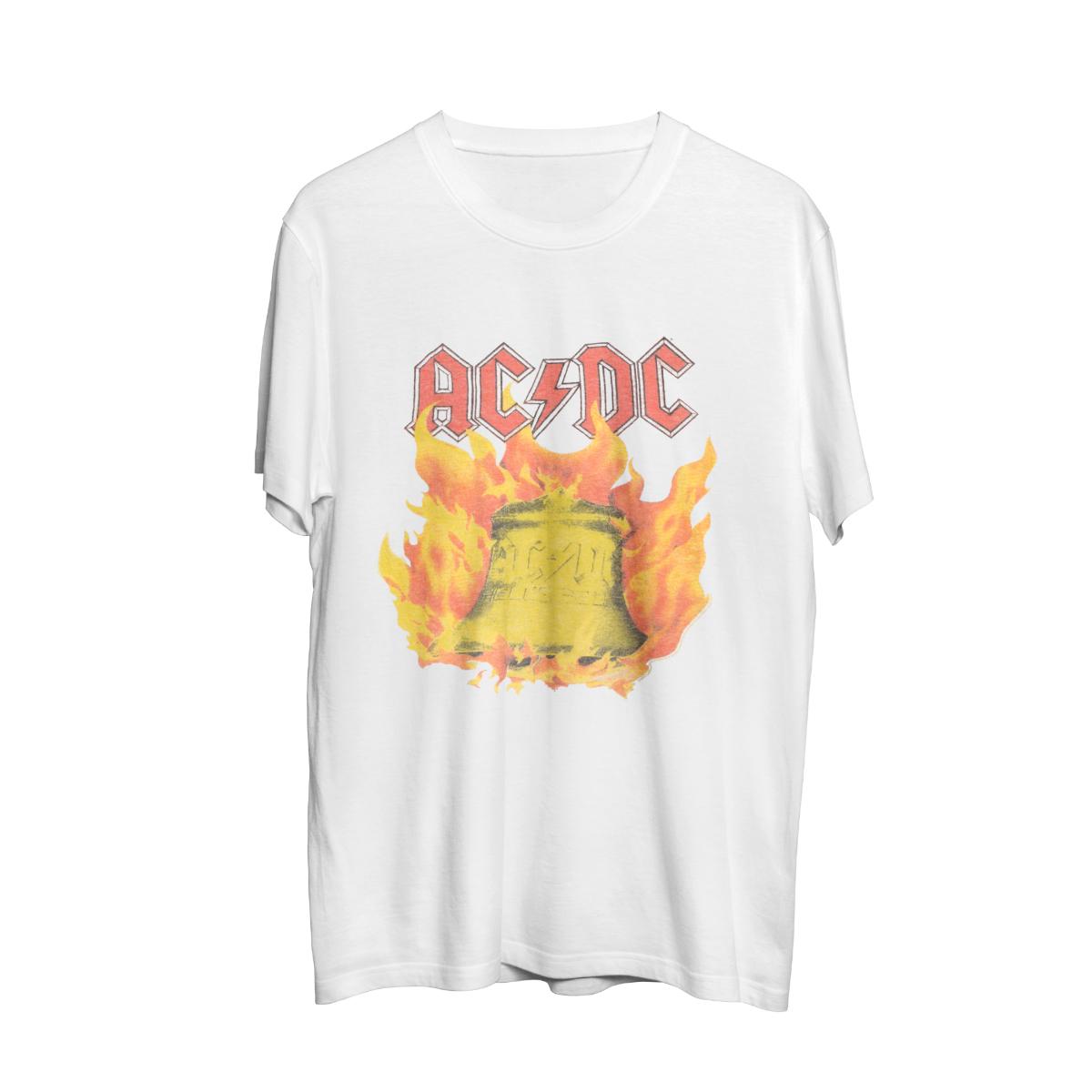 AC/DC White Hells Bells T-Shirt