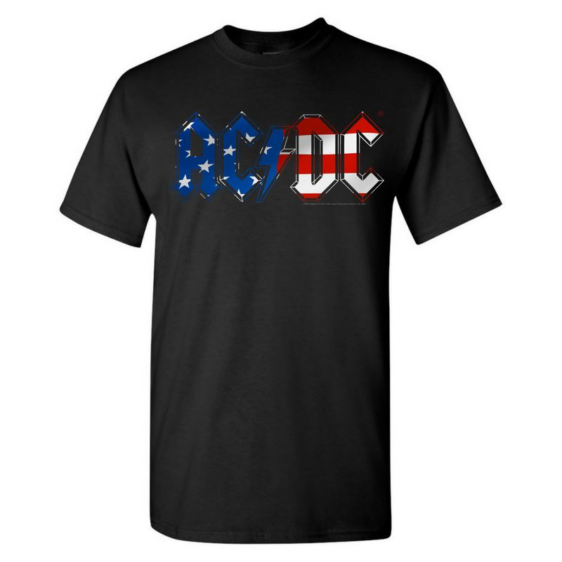 AC/DC Stars & Stripes T-Shirt