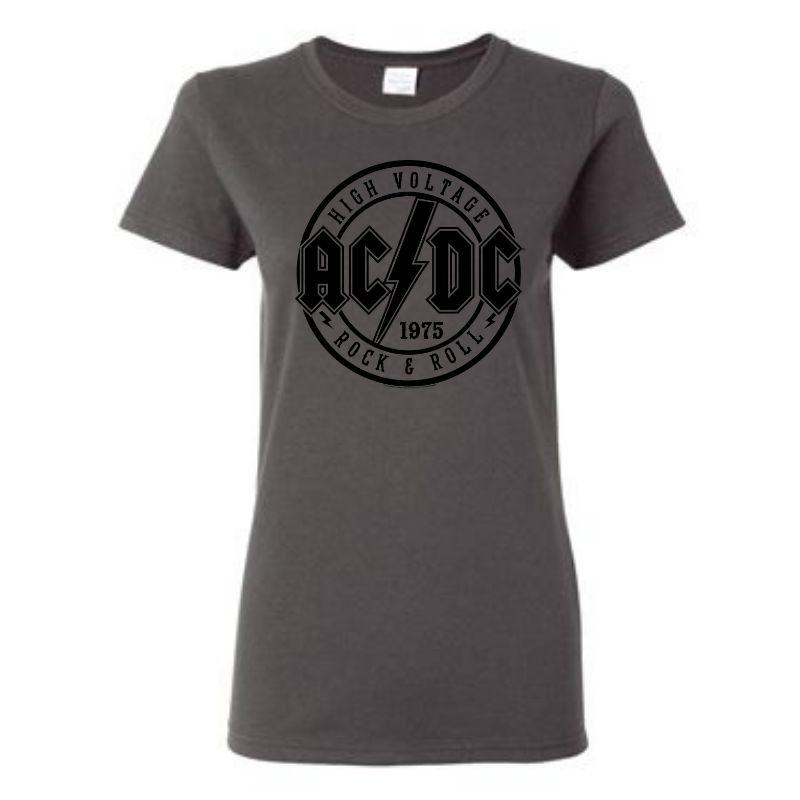Women's Rock & Roll T-Shirt