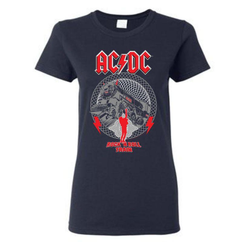Women's Devil Train T-shirt