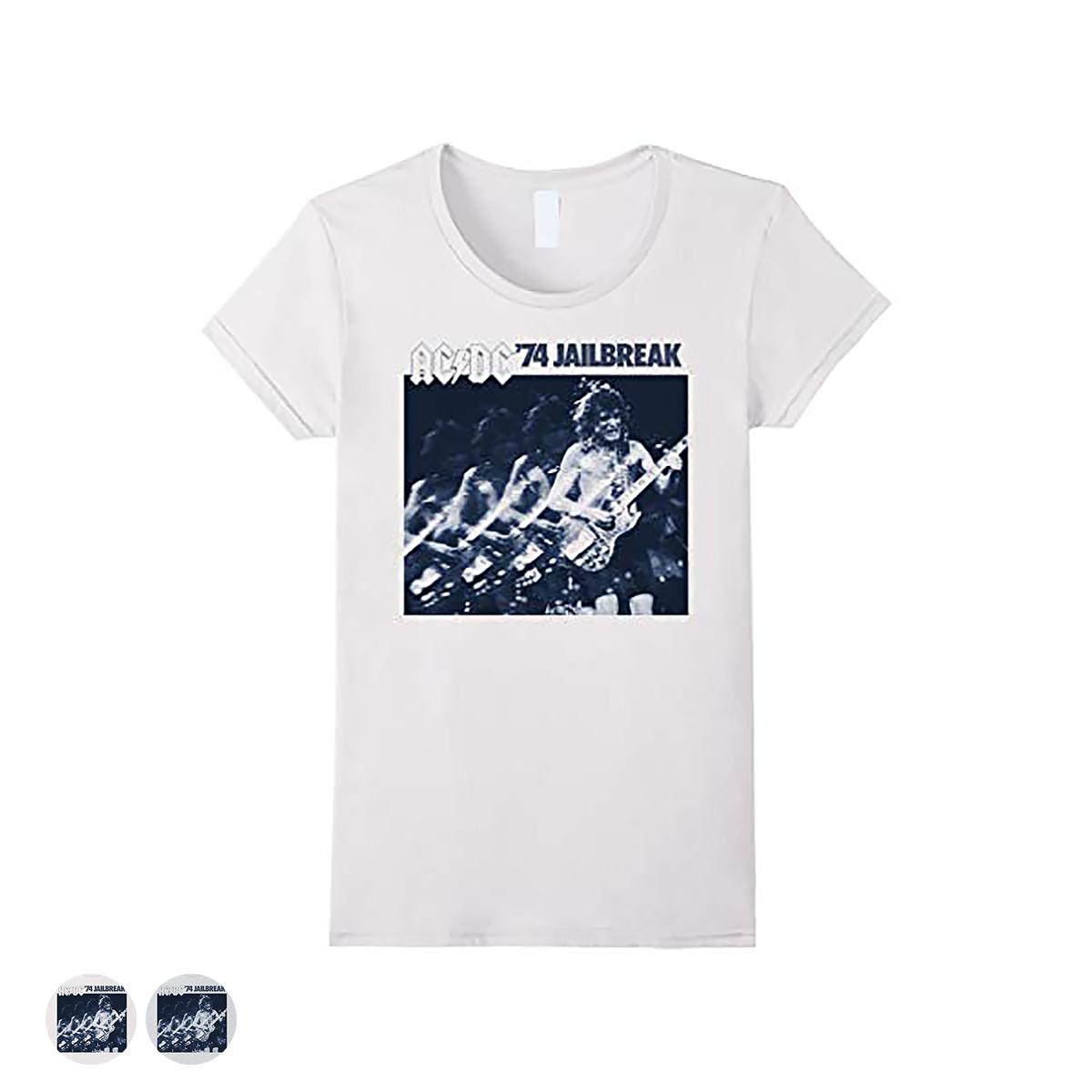 Women's Angus Rocking T-shirt