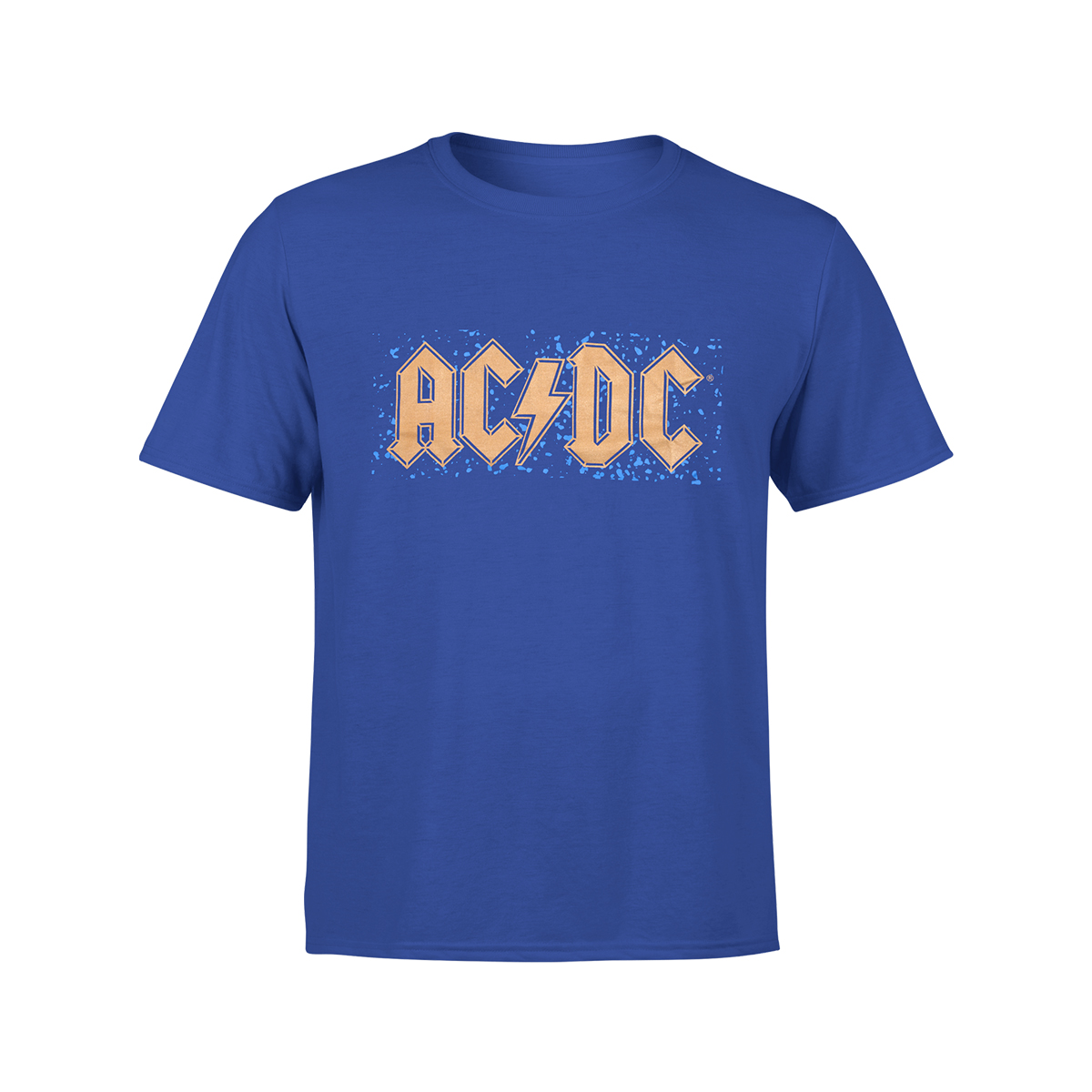 AC/DC Kids Gold Logo T-Shirt