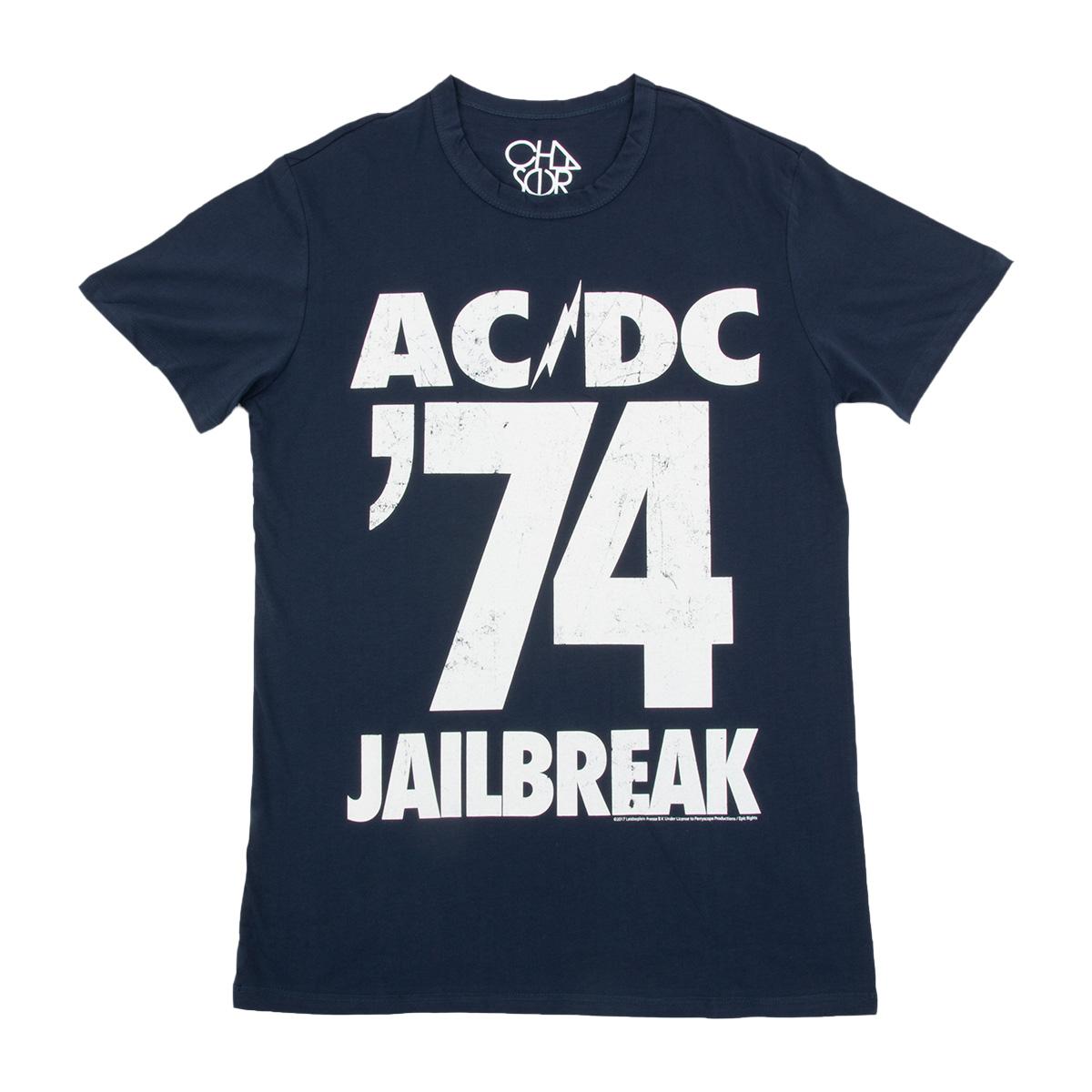 AC/DC - Blue Jailbreak T-shirt