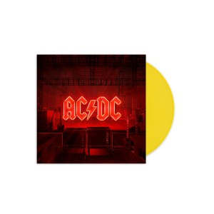 AC/DC POWER UP Yellow LP - Exclusive