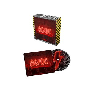 AC/DC POWER UP Limited Edition Deluxe Package